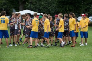 EYUC2013_Spiritkreis_SWE-BEL-Junior-Open