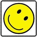 Vorfahrts-Smiley