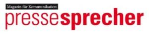 pressesprecher-Logo